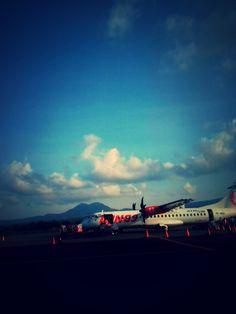 Frans Seda, Airport