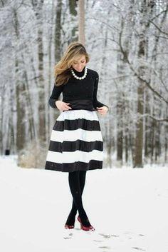 Womens Fashion Winter beauty
