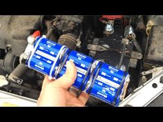 ▶ Replace your car battery with capacitors! 12V BoostPack Update - YouTube