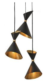 Mid Century Pendant  Contemporary, MidCentury  Modern, Metal, Chandelier by Renovation Room