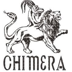It's looks real scary a CHIMERA