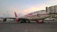Chhatrapati Shivaji International Airport (BOM) in Mumbai, Mahārāshtra