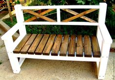 Dark Rustic Furniture How To Antique Furniture House Furniture Design, Balcony Furniture, Lawn Furniture, Diy Pallet Furniture, Recycled Furniture, Antique Furniture, Rustic Outdoor Furniture, Barber Shop Decor, Wood Pallet Recycling