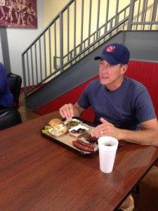 Taste of the Town Segment 2013 - BBQ on the Brazos (Cresson, TX)