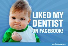 Liked My Dentist On Facebook!   www.Facebook.com/DrHowardFarran