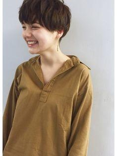 ☆☆blues☆☆タマキstyle 33 春髪ゆるふわショート♪ - 24時間いつでもWEB予約OK!ヘアスタイル10万点以上掲載!お気に入りの髪型、人気のヘアスタイルを探すならKirei Style[キレイスタイル]で。