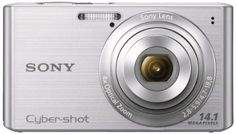 85 best electronics camera photo images on pinterest digital sony cyber shot dscw610 141 mp digital camera with 4x optical zoom and 27 fandeluxe Gallery