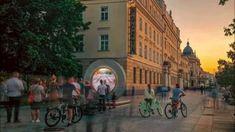 LCV 172 - Lublin- Poland Poland, Cities, Street View, Videos, City
