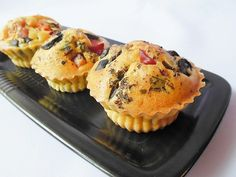 Briose aperitiv cu ciuperci Muffins, Good Food, Food And Drink, Appetizers, Dining, Breakfast, Party, Food Ideas, Sweets