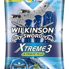 Wilkinson Xtreme 3 Ultimate Plus Disposable Razors - Pack of 8