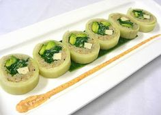 Japanese Vegan Macrobiotic Dining: New (Limited Time) Rolls for Sushi Night