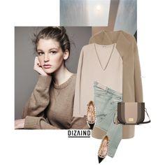 Designer Clothes, Shoes & Bags for Women Helmut Lang, Online Bags, Bottega Veneta, Victoria Beckham, Valentino, Style Inspiration, Stylish, My Style, Polyvore
