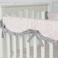Caden Lane Baby Bedding - Pink