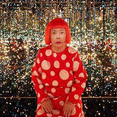 Yayoi Kusama - Exposição Obsessão Infinita - Blog da Mari Sanches