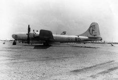 """Boeing B-29 """"Bockscar"""" in storage at Davis-Monthan AFB"""