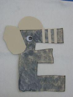 French Immersion Alphabet Art | teachingtricksonline