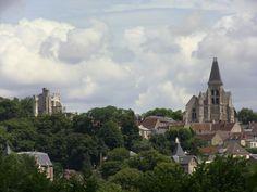 Les hauteurs de la ville de #Clermont #Oise