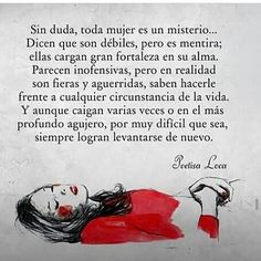 """Mujer bonita es la que lucha"" Feliz día para todas nosotras!! #diainternacionaldelamujer. Mommy Quotes, Girly Quotes, Me Quotes, Funny Quotes, Letter To My Daughter, Stronger Than Yesterday, Positive Words, Pretty Words, Love Messages"