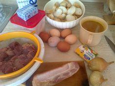 Domáca paštéta z kuracích pečienok (fotorecept) - recept | Varecha.sk Pot Roast, Ale, Ethnic Recipes, Food, Carne Asada, Roast Beef, Ale Beer, Essen, Meals