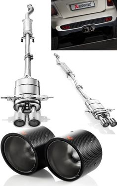 Awesome Akrapovic 1725$: