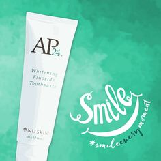 AP 24 Anti-Plaque Fluoride Toothpaste uses a safe, gentle form of fluoride to remove plaque and protect against tooth decay. Ap 24 Whitening Toothpaste, Whitening Fluoride Toothpaste, Beauty Secrets, Beauty Hacks, Beauty Tips, Nutriol Shampoo, Stained Teeth, Dental, White Teeth