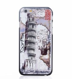 Trip to Pisa Italy iphone 6 plus case