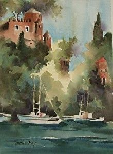 Italy by Jinnie May