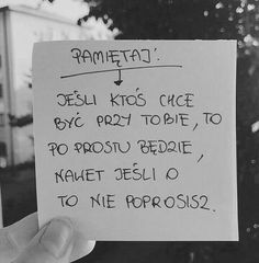 Stylowi.pl - Odkrywaj, kolekcjonuj, kupuj Poetry Quotes, Sad Quotes, Life Without You, Happy Photos, Design Your Life, More Than Words, Motto, Thought Provoking, Quotations