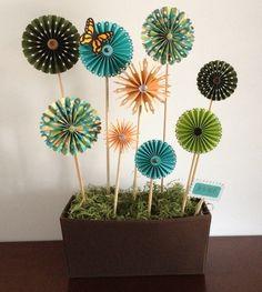 Cricut Artiste Flowers
