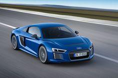 Audi R8 e-Tron: van 0-100 km/h in 3,9 seconden, met 4 procent bijtelling