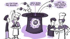 Il bosone di Higgs a fumetti