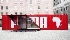PUMA DDSU - LOT-EK Architecture & Design