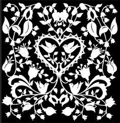 free paper cutting jpg templates - Google Search