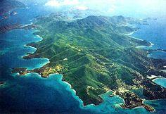 St Johns Island - US Virgin Islands