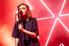 chvrches. mixtape with elliot smith, beck, arcade fire, morrissey & some other goodies.