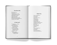 poetry booklet template - 1000 images about books and layouts and cool stuff