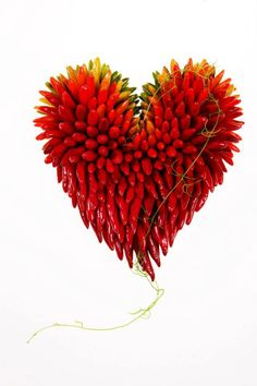 For those who like their Valentines a little more spicy than sweet! (By Tatiana Chernikov)