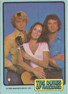 The Dukes Of Hazzard Trading Card