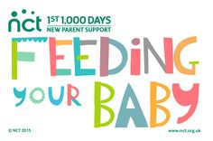Feeding your baby from birth to two years