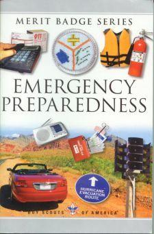 #20 (Required) -- Earn the AHG Emergency Preparedness Badge