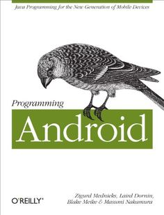 Programming Android $35.99