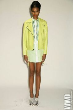 I love this oufit and I love yellow. Designer: Emily Saunders