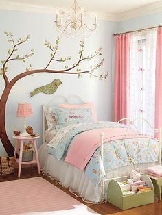 Take a look at our online site for much more information on this dazzling baby girls room Big Girl Bedrooms, Baby Boy Rooms, Little Girl Rooms, Baby Room, Kids Rooms, Baby Girls, Bedroom Wall Colors, Bedroom Decor, Girls Bedroom Colors