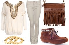 ANNAWII ♥ - BOHO SPRING OUTFIT