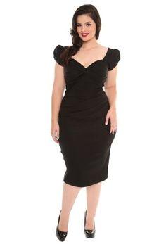 affb680a2e9 Stop Staring - Black Billion Dollar Baby Dress