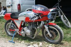 Laverda 750 SF (1972) by Cédric JANODET, via Flickr