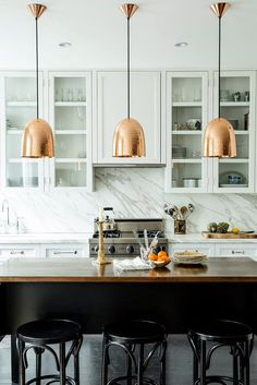 "Tiffany Leigh talks ""Copper in the Kitchen"" on her blog."