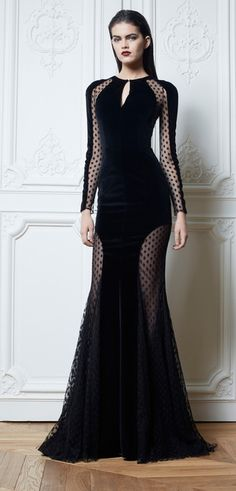Zuhair Murad  ~~* Whoa...talk about a head turner dress.... *~~