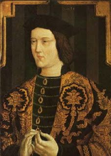 Edward IV. As shrewd a monarch as you could want.