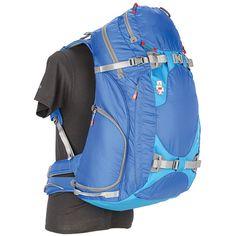 Clik Elite Contrejour 40 Camera & Tablet Backpack (Blue)